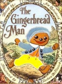 The Gingerbread Man with free printables