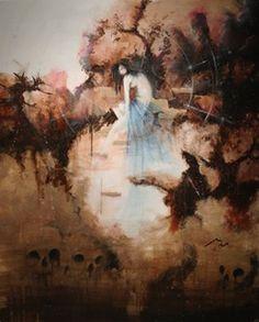 Art. Mixed media. 2012