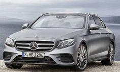 #MercedesBenz #ClaseE.   La berlina de gama alta con estilo moderno y deportividad refinada.