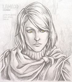 Lana Beniko Knights of the Fallen Empire For the one who introduced me to this Sith Lord! =]