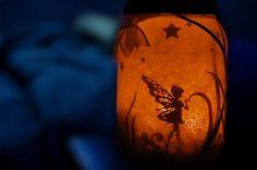 Ilumine a noite de seus filhos com esta lanterna mágica de fada