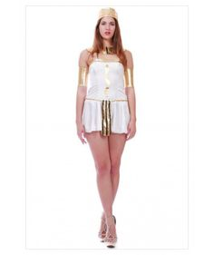 c75ff0fb3a Adult Princess Cleopatra All Size Fancy Dress Egypt Costume £17.49 French  Maid Fancy Dress