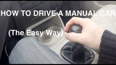 How To Drive a Manual Transmission car | Easy To Learn