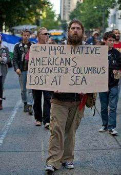 The truth about Columbus.