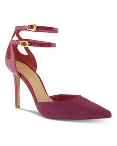 Buy DOUBLE ANKLE STRAP HEELS from CHARLES & KEITH - India. For more details visit our website www.majorbrands.in or call on 1800-102-2285 or email us at estore@majorbrands.in.