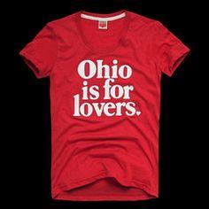 Women's Ohio is for Lovers