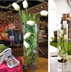 March 2017- Interior designer and Shepherd's merchandiser Kirsten, recreated a lovely bouquet(on left)  she was inspired by a Pinterest pin.