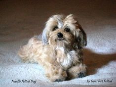 Your Pet in Miniature / Custom made / Cute / by GourmetFelted, $275.00