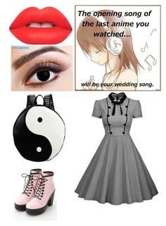 """Pastel Goth"" by thezombieutube ❤ liked on Polyvore featuring Lime Crime"