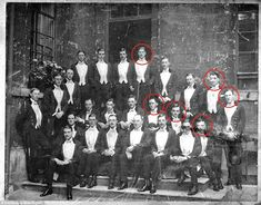 The Bullingdon Club 1914: From the Queen's uncle to a Russian prince, they belonged to the wild Oxford dining society. Within four years, a quarter would die in the trenches