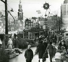 Bloemenmarkt, 1965