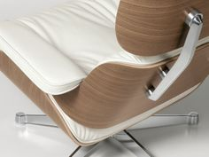 ZOOM SUR… CHARLES ET RAY EAMES #design #loungechair #eames