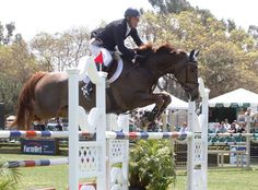 Rich Fellers and Dynamo win the 1.40M Jumper Classic at Showpark Ranch and Coast on May 12th