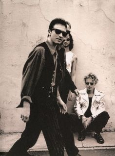 Depeche Mode by Anton Corbijn - Songs Of Faith And Devotion exotic tour book