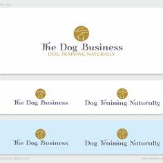 Dog Training Logo - No Dog Poo, Just Amazing Ticks & Creativity!