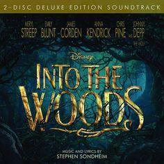 Disney's Into the Woods Soundtrack is Amazing!