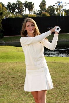 Old Money, Mischa Barton, Who What Wear, Her Style, White Dress, Cool Outfits, In This Moment, Celebrities, Pretty