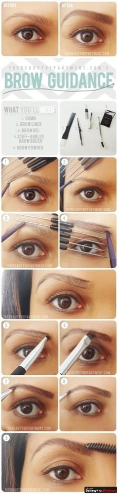 How to on amazing eyebrows