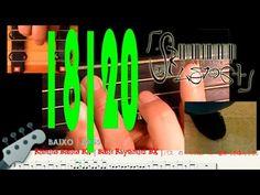 Rítimica Básica BX 18 | Basic Rhythmics BX 18 | 十八 :バス の  リズム の 基本[きほんてき]