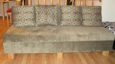 Storage sofa | Do It Yourself Home Projects from Ana White