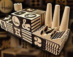 Home-Inspired Building Blocks : Houses by Antonio Serrano Bulnes