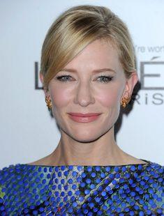 Cate Blanchett!   Loooove her look!