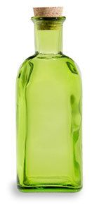Specialty Bottle - 17 oz (500 ml) Green Taberna Spanish Recycled Glass Bottle with Cork, $3.39 (http://www.specialtybottle.com/glass-bottles/recycled-spanish-glass/green-taberna/17oz-cork-sgtg17c)