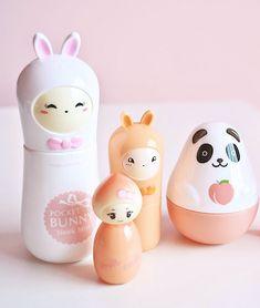Cute korean cosmetics
