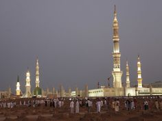 Monday's Attack In Medina 'An Attack On The Soul Of The Muslim World' : Parallels : NPR