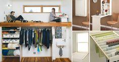 Ideas prácticas y diseños inteligentes para decorar espacios pequeños