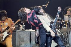 Rolling Stones - Keith, Mick