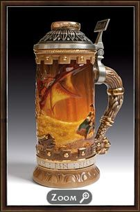 Hobbit - Smaug Legendary Collection Stein