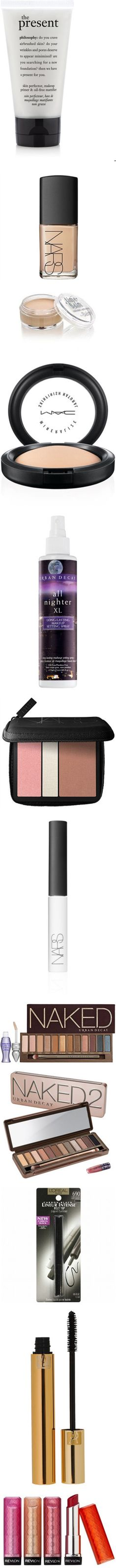 """""""Get The Look: My Everyday Natural Makeup Routine"""" by volleyballchick ❤ liked on Polyvore"""