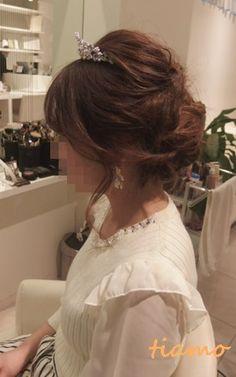 可愛い3style♡ハワイ挙式リハ篇 |大人可愛いブライダルヘアメイク『tiamo』の結婚カタログ