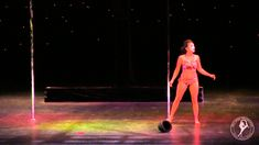 2013 U.S. National Pole Champion Sergia Louise Anderson.  Amazing attention to detail and story telling.