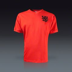 Toffs Holland Home 1974 Cruyff Retro Jersey || SOCCER.COM
