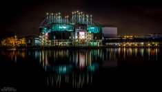 https://flic.kr/p/p8nxvU | the house of fish ( #Portugal, #Lisbon #Oceanario) | this is the amazing oceanarium of Lisbon, built for the World Expo in 1998. it sits on the bank on river Tagus and when the night comes and fish get to sleep, it simply becomes this smashing candle cake...