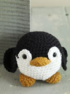 Penguin Pattern!