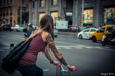 Riding...in colours by Sergio Andre Silva on 500px