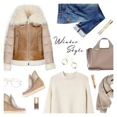 """Stay Warm: Puffer Coats"" by sproetje ❤ liked on Polyvore featuring Mou, MANGO, Moncler, Victoria Beckham, FABIANA FILIPPI, Dolce&Gabbana, AERIN, ootd, CasualChic and WhatToWear"