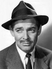 CLARK GABLE CLOSE UP MOVIE PHOTO - Hollywood 1940's Movie Star Actor