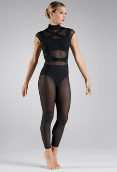 dance outfits Cap Sleeve Open Back Strappy Unitard Dance Outfits, Dance Dresses, Dancing Outfit, Dance Fashion, Fashion Outfits, Solo Dance Costumes, Competition Dance Costumes, Jazz Costumes, Contemporary Dance Costumes