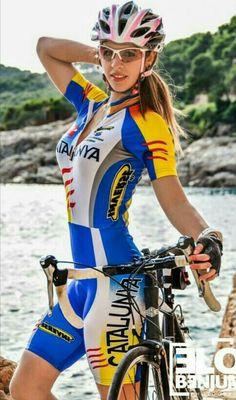 Cycling chicks