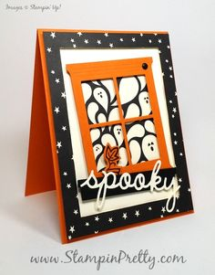 Oh, the places you'll go on this InKing Royalty blog hop filled with card ideas for Halloween and more! Shop for Stampin' Up! on my blog!