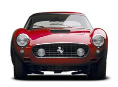 Ralph Lauren's Incredible Car Collection : The 1962 Ferrari 250 SWB