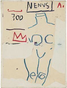 Artist: Jean-Michel Basquiat Title: Venus Medium: Xerox and acrylic on canvas Dimensions: 12 x 9 in. (30.5 x 22.9 cm.) Lot Number: 58 Estimate: $40,000.00 - 60,000.00  Auction: NEW NOW Location: NEW YORK Sale Date: 28 FEBRUARY 2017 Website: http://www.phillips.com Phone: US +1 212 940 1228 UK +44 20 7318 4045  Try the Phillips app for yourself -- available from the iTunes App Store http://itunes.apple.com/app/id397496674