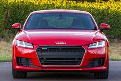 2016 Audi TT Coupé 2.0 TFSI quattro US-spec (8S) '2015