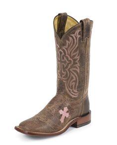 Womens Tan Saigets Worn Goat H Toe Boot $205.95 Tony Lama   http://websites-buy.com/countryoutfitter.com