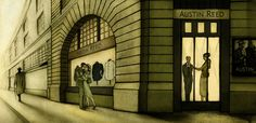Finn Campbell Notman foliart.co.uk/finncampbellnotman #illustration #austinreed