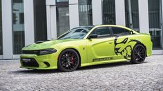 2016 Dodge Charger SRT Hellcat By Geiger Cars - Picture 689113 | car review @ Top Speed